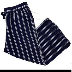 Universal Thread High Rise Wide Leg Crop Jeans 14